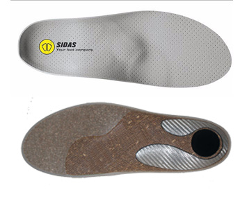 Custom golf insoles
